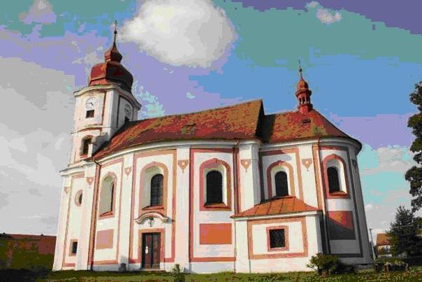 Kostel svatého Petra a Pavla Líšťany