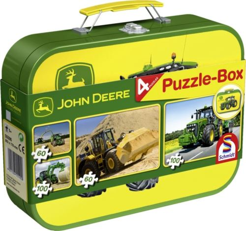 Puzzle Box John Deere