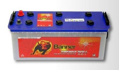 Hobby baterie Banner Energy Bull