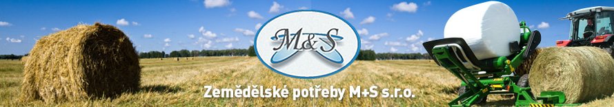 Zemědělské potřeby M+S s.r.o. - zemědělská technika, zemědělské stroje, náhradní díly traktory, lesnická technika