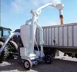 Nasávací pneumatický dopravník obilí SupraVac 2000