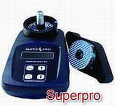 Vlhkoměr digitální SuperPro s integrovaným mlýnkem: