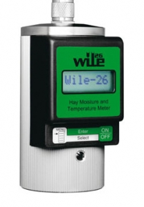 Vlhkoměr pro měření vlhkosti sena, siláže a senáže Wile 26