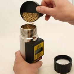 Vlhkoměr pro měření vlhkosti zrna, semena a olejnin Wile 55