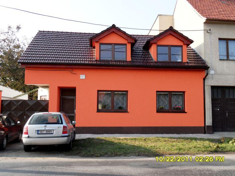 Stavební práce Brno fasáda