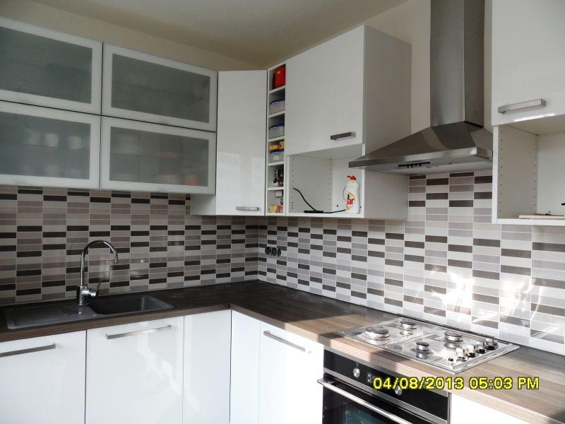 Stavební práce Brno kuchyně