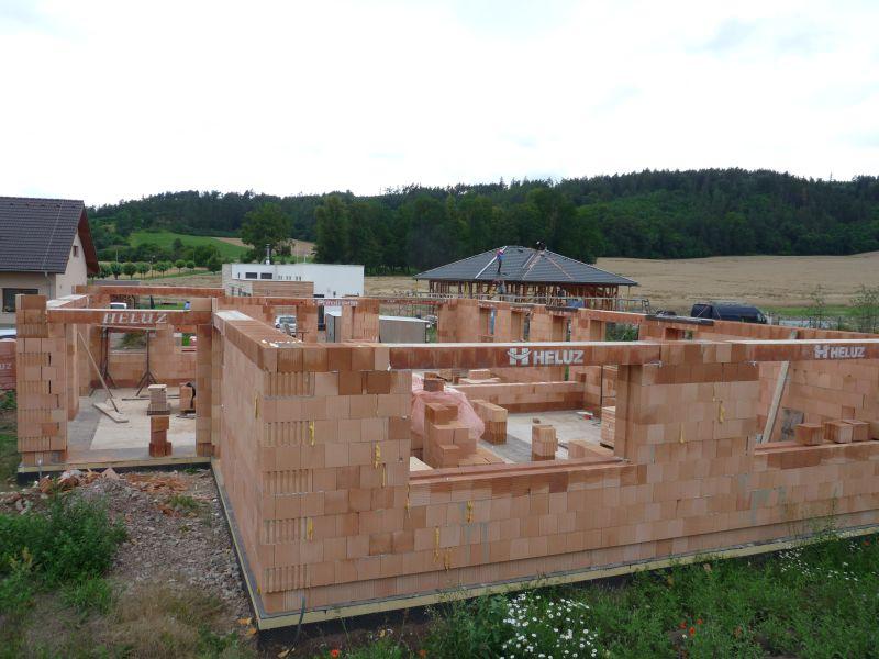 Stavební práce Brno stavby rodinných domů