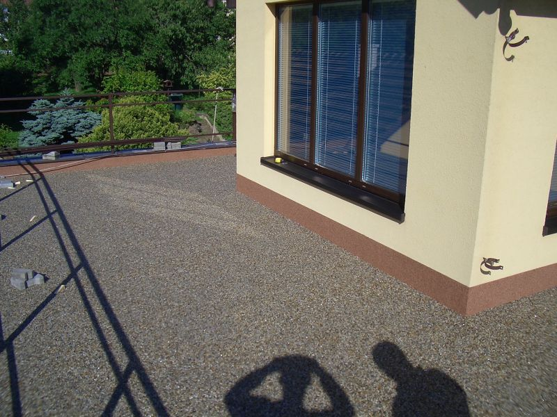 Stavební práce Brno terasa
